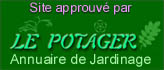 annuaire jardinage